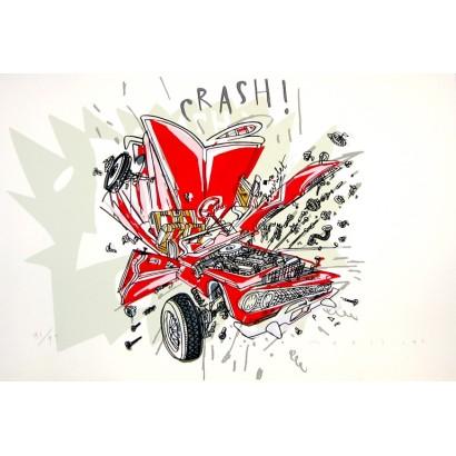 """Mariscal. """"Chevrolet Crash"""""""