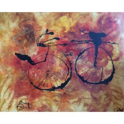 Garcia Orell, Juan. Bicicletas