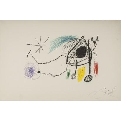 """Miró, Joan. """"Sobreteixims i..."""