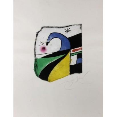 """Miró, Joan. """"del libro..."""