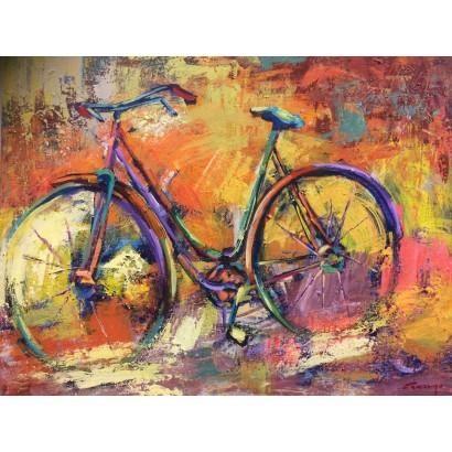 Camargo, Jesus. Bicicleta
