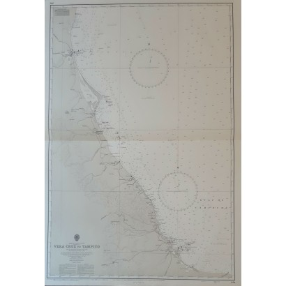 copy of Carta náutica, Hoek...