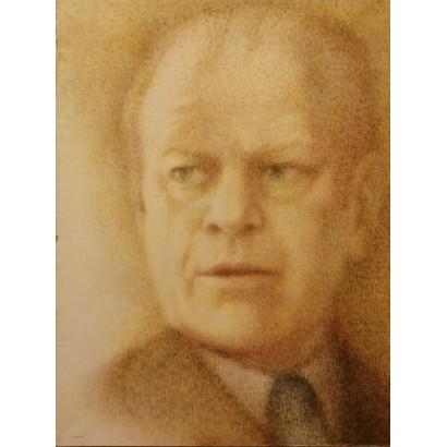 "Ulbricht, John. ""Retrato..."