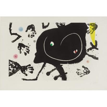 "Miró, Joan. ""L'Encerclement"""