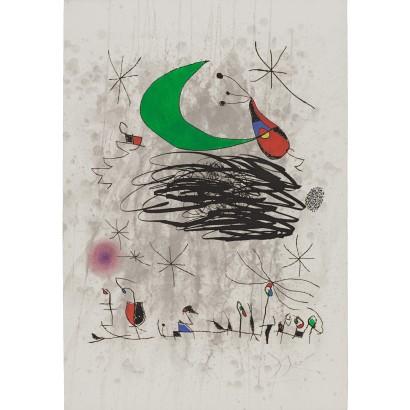 """Miró, Joan. """"Saturnale..."""