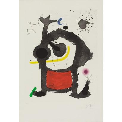 """Miró, Joan.""""Bethsabée"""""""