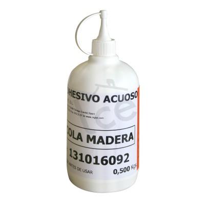 COLA BLANCA MADERA