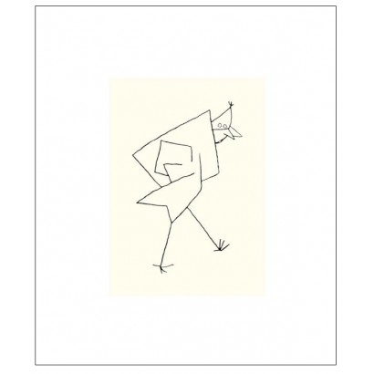 Klee, Paul. ''Oseau...