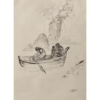 Dalí, Salvador. ''Cap de Creus''