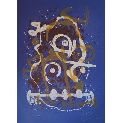 Miró, Joan. ''Chevauchée -...