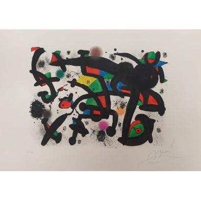 Miró, Joan. ''La première...