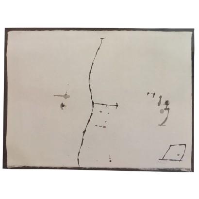 Miró, Joan. Sans titre