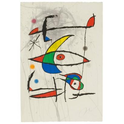 Miró, Joan. ''L'oeil de la...