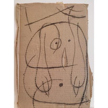 Miró, Joan. ''Femme''