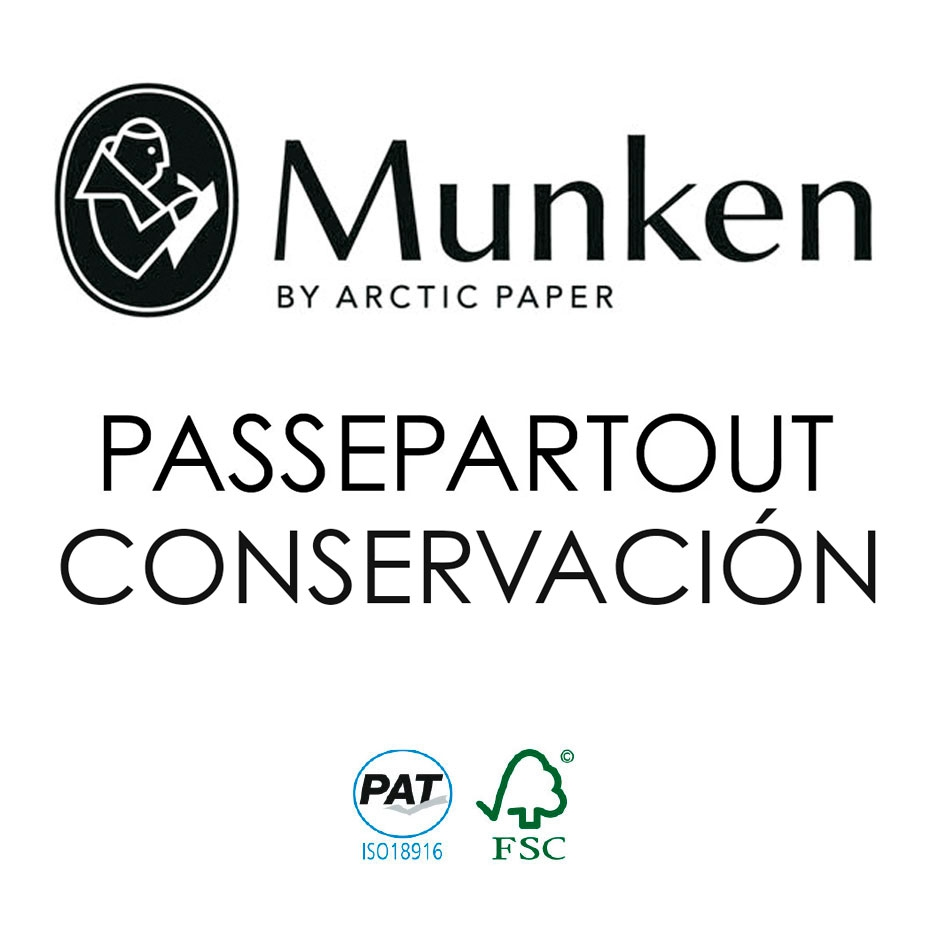 Passepartout conservación