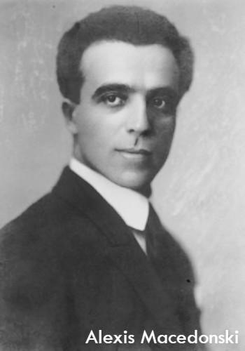 Macedonski, Alexis